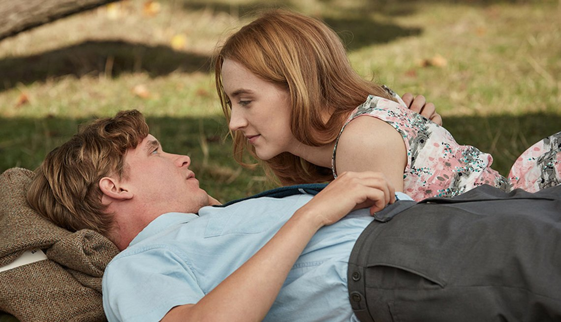 Billy Howle and Saoirse Ronan charm as newlyweds in On Chesil Beach