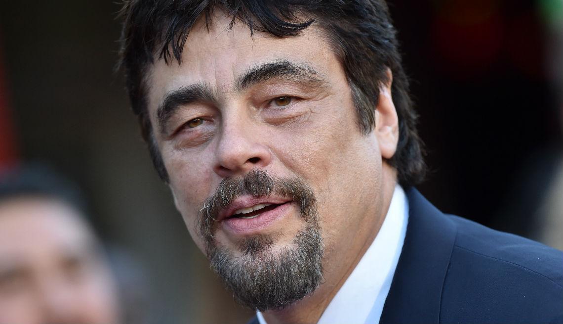 El actor Benicio del Toro asiste al estreno de 'Sicario: Day of the Soldado' de Columbia Pictures en el Regency Village Theater, el 26 de junio de 2018 en Westwood, California.