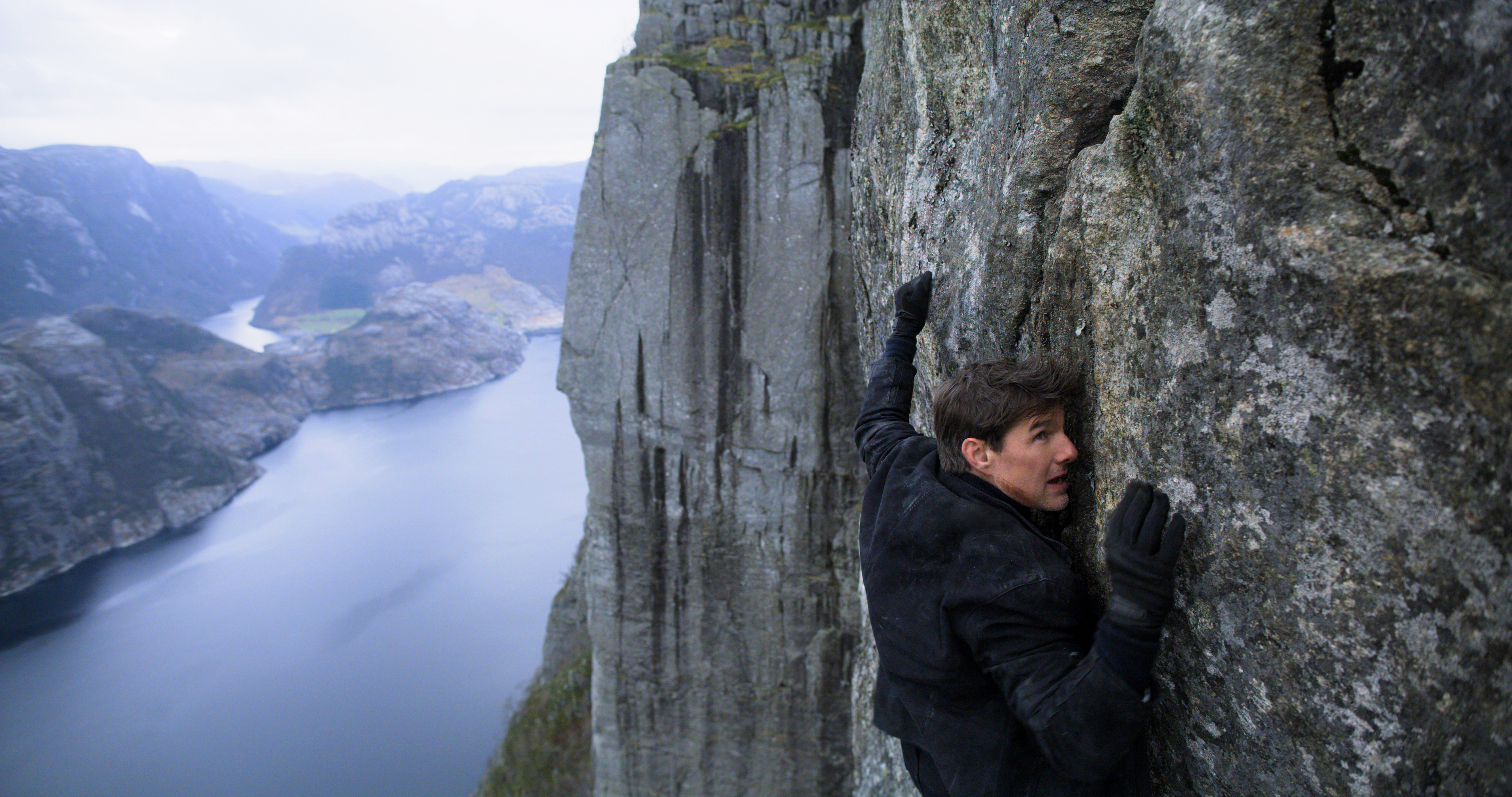 """Tom Cruise stars as Ethan Hunt in """"Mission: Impossible - Fallout"""""""