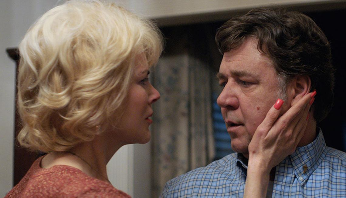 "Nicole Kidman, Russell Crowe in ""Boy Erased"""
