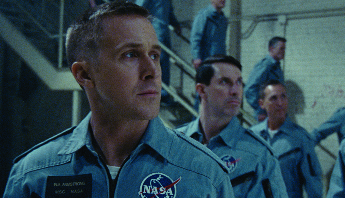 item 4 of Gallery image - Ryan Gosling as Neil Armstrong