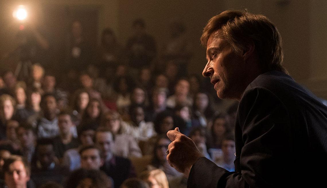 """Hugh Jackman in """"The Front Runner"""""""