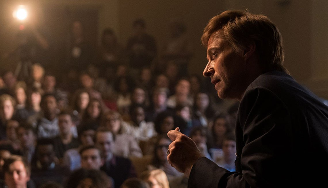 "Hugh Jackman in ""The Front Runner"""