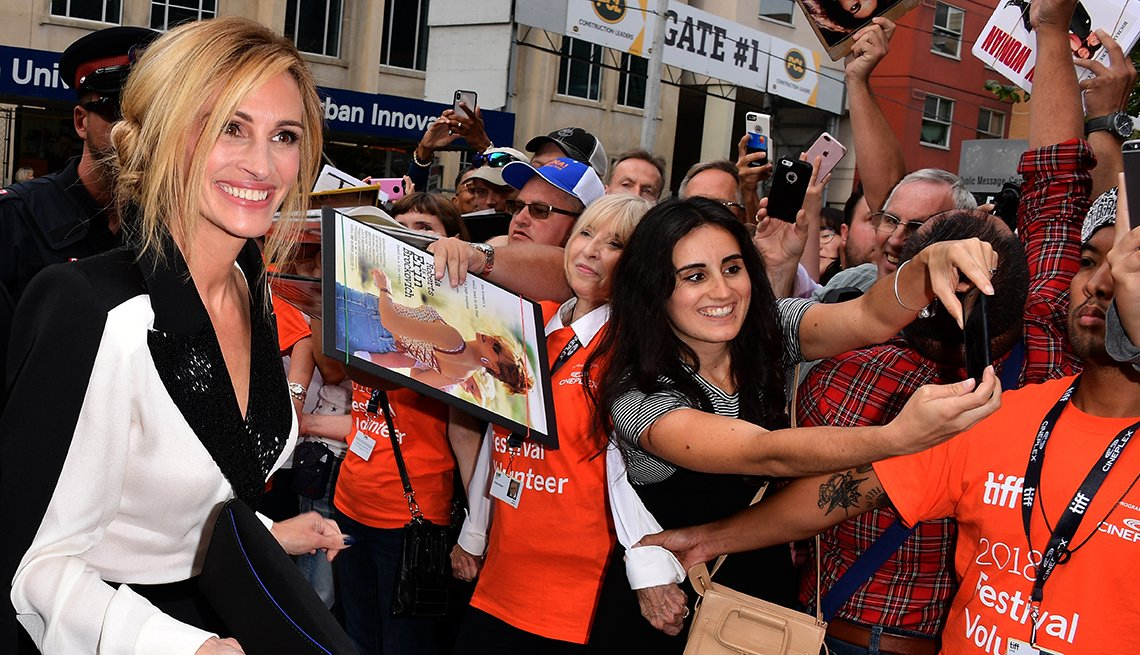 Julia Roberts at Toronto International Film Festival
