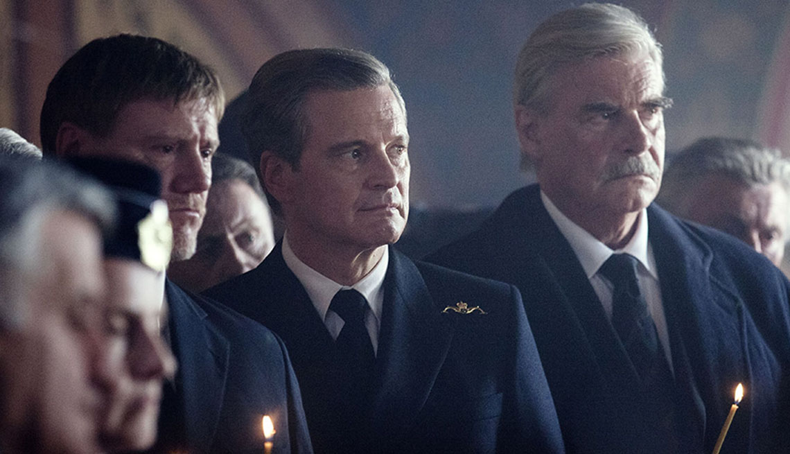 "Colin Firth in ""Kursk"""