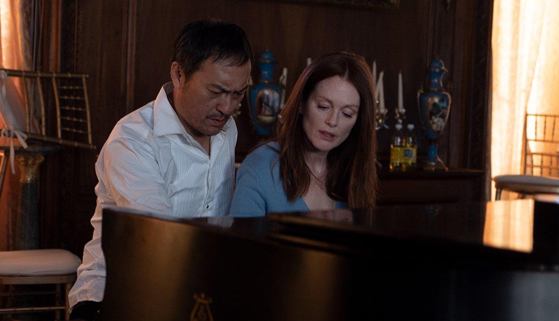 """Ken Watanabe, Julianne Moore in """"Bel Canto"""""""