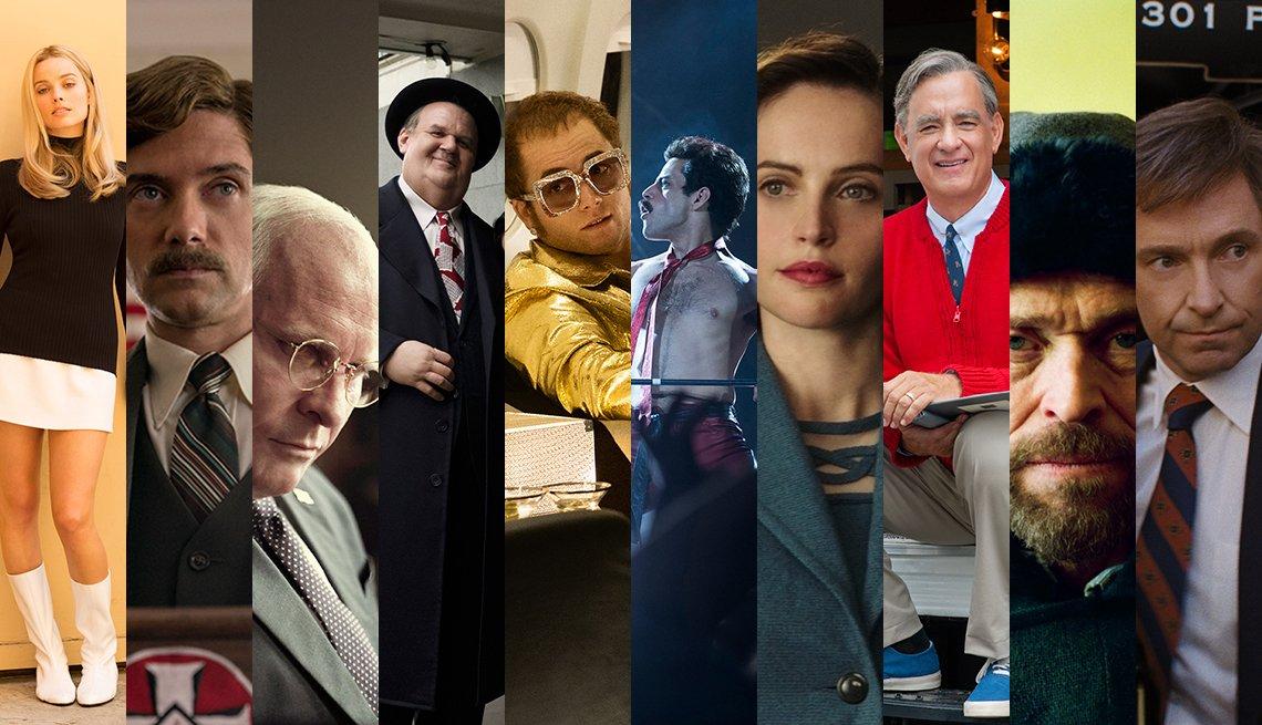Actores interpretando personajes famosos