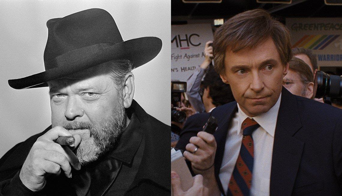 Orson Welles, Hugh Jackman
