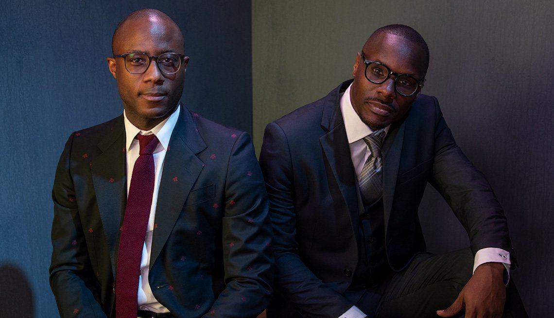 item 10 of Gallery image - Barry Jenkins and Karim M. Karefa-Smart