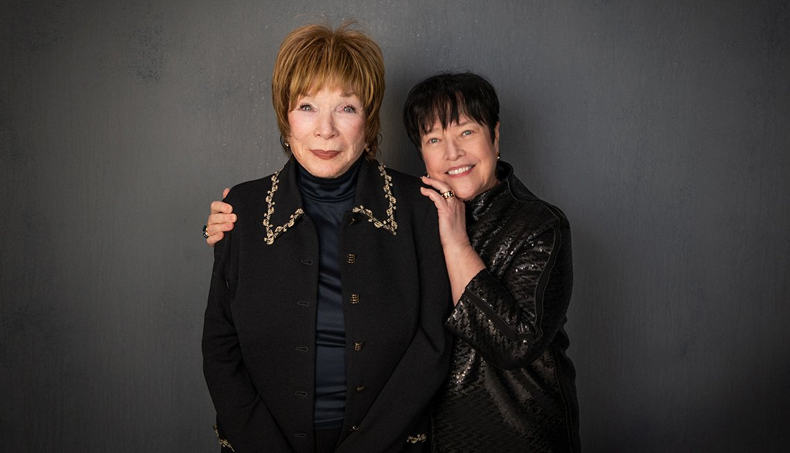 item 1 of Gallery image - Kathy Bates and Shirley MacLaine