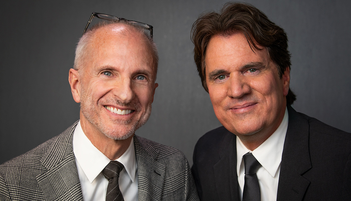 item 5 of Gallery image - John Deluca and Rob Marshall
