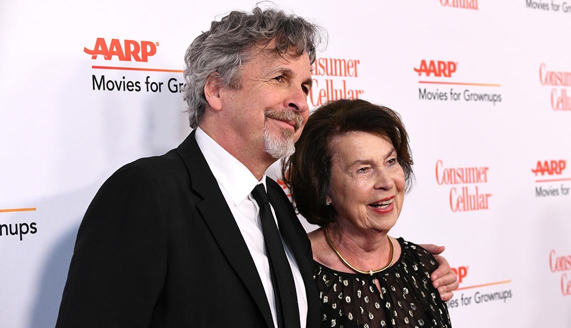 Peter Farrelly and Mariann Farrelly