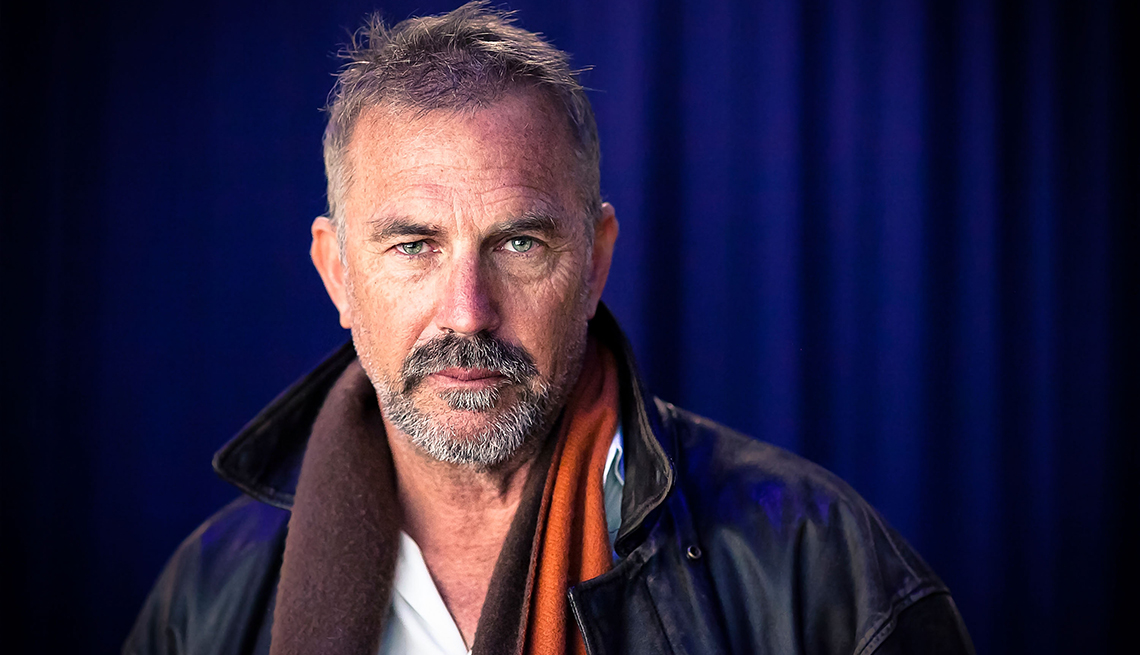 item 6 of Gallery image - Kevin Costner poses for a photo.