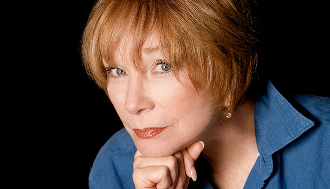 A photo of Shirley MacLaine