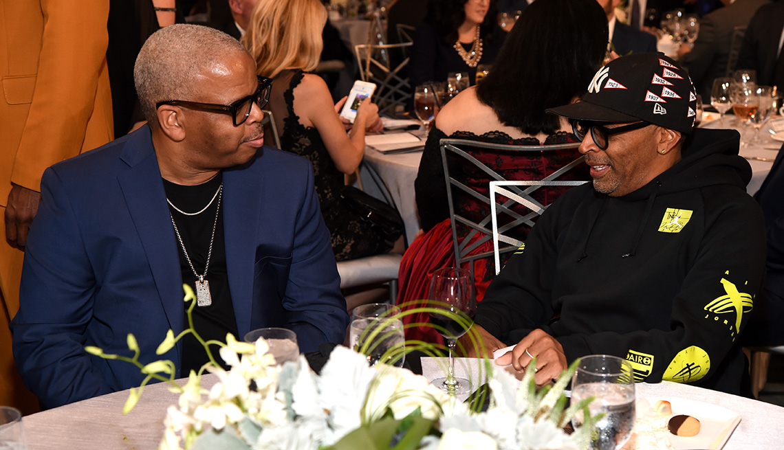 Terence Blanchard and Spike Lee