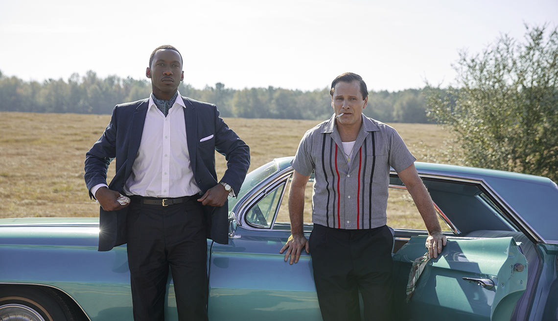 "item 1 of Gallery image - Mahershala Ali, Viggo Mortensen in ""Green Book"""