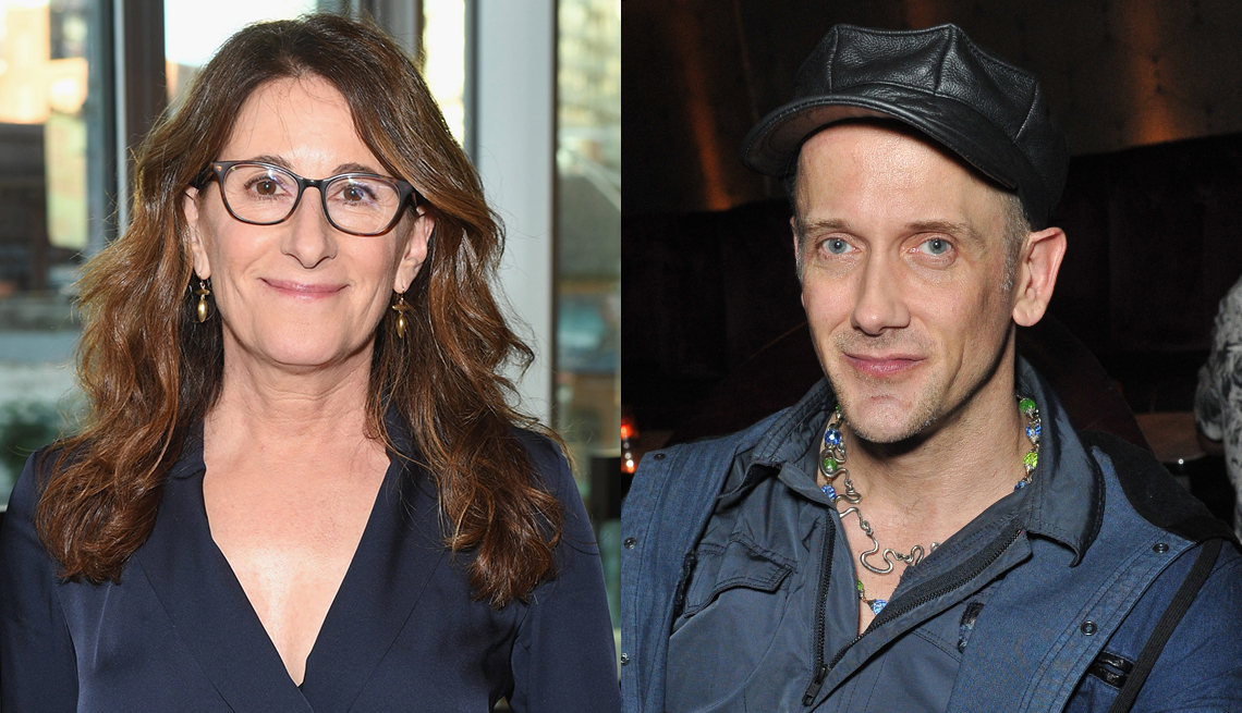 item 7 of Gallery image - Photos of Nicole Holofcener and Jeff Whitty
