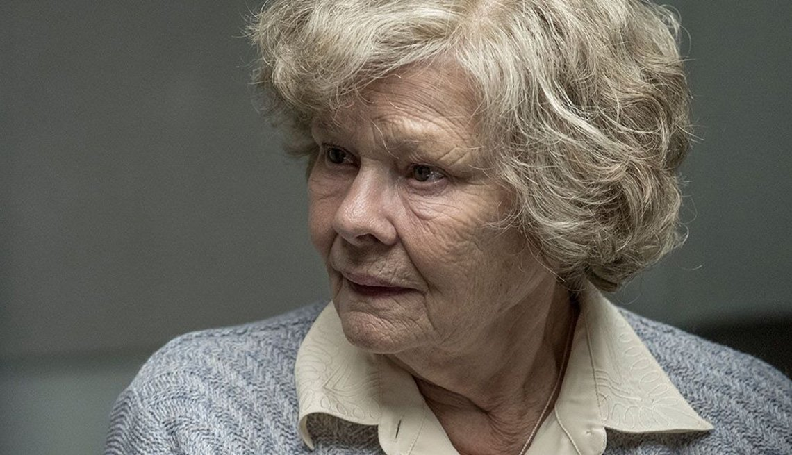 Judi Dench stars in Red Joan