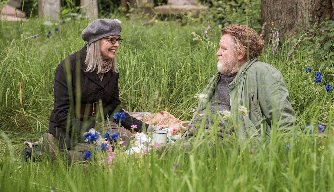 A scene from 'Hampstead'