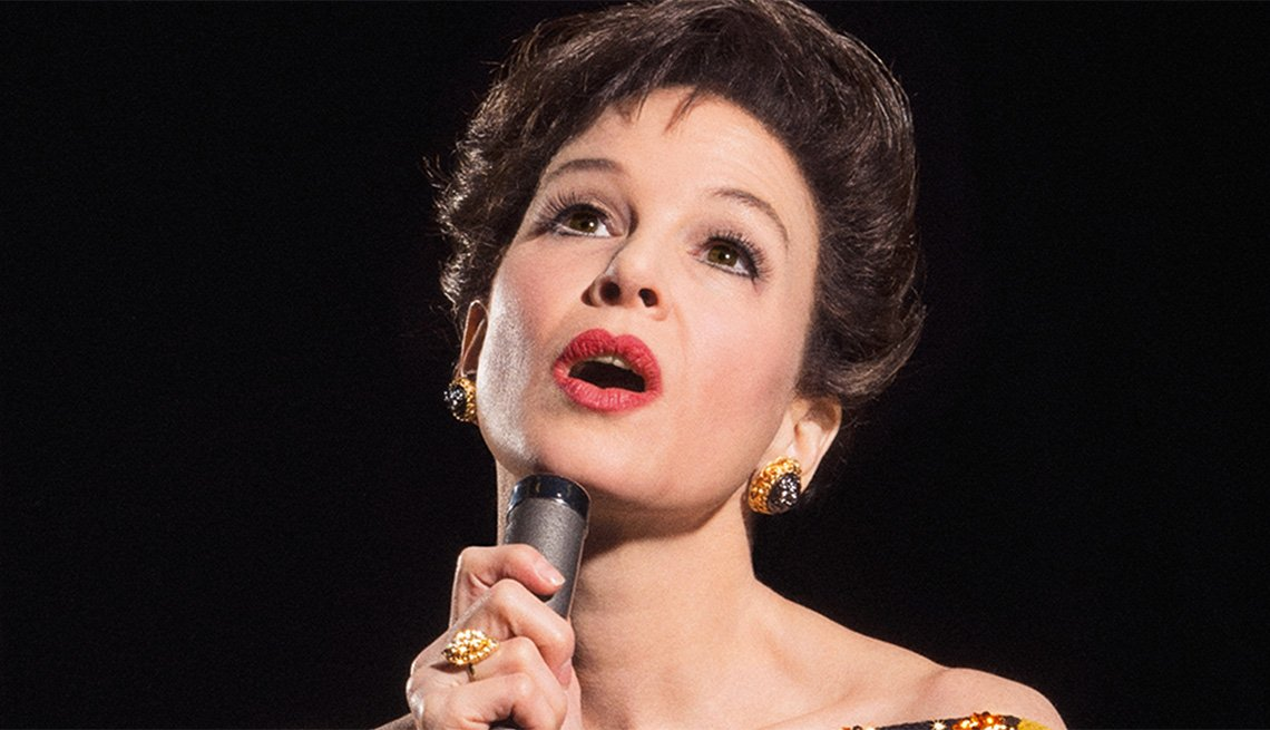 Renée Zellweger as Judy Garland in 'Judy'