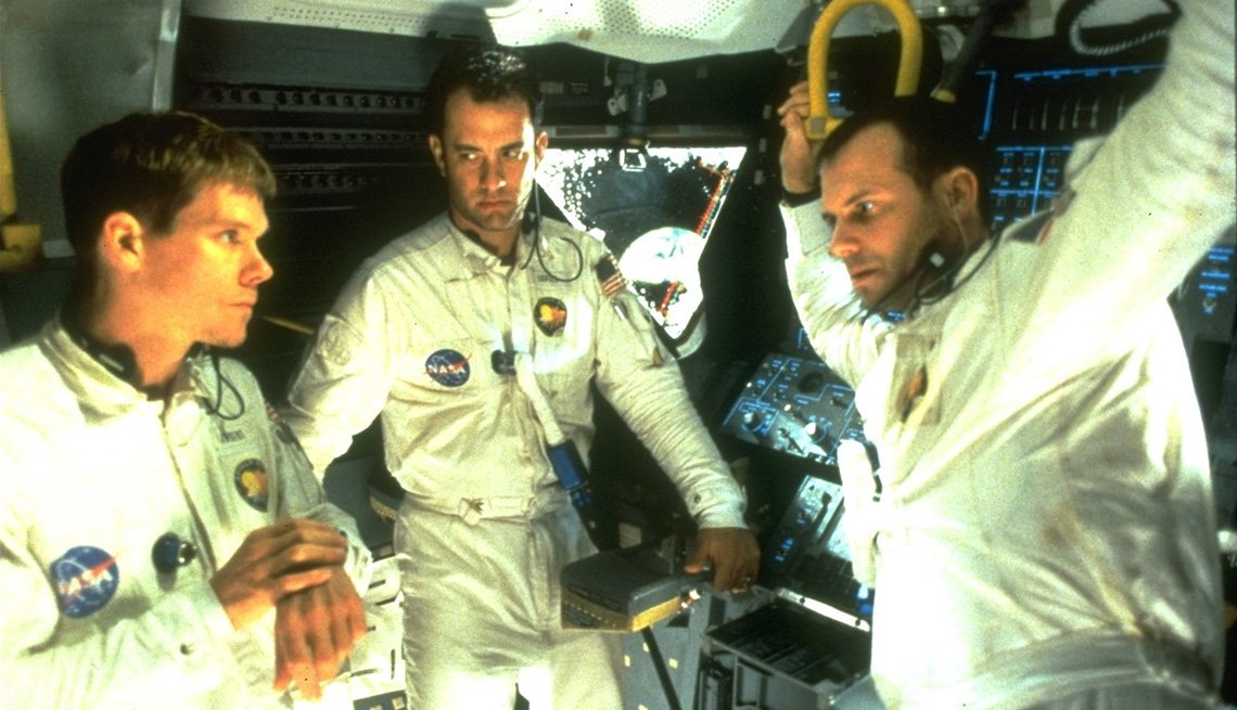 FILM 'APOLLO 13' BY RON HOWARD
