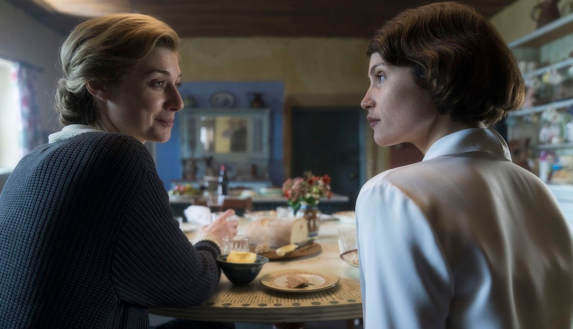 A scene from 'Vita and Virginia'