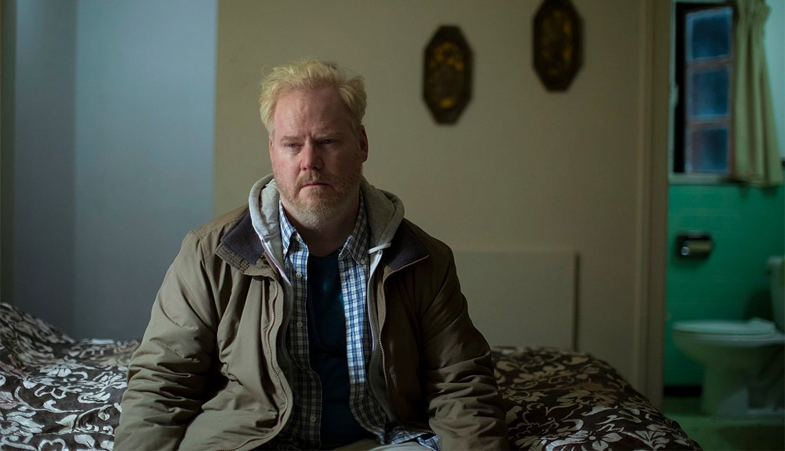 Jim Gaffigan in 'American Dreamer'