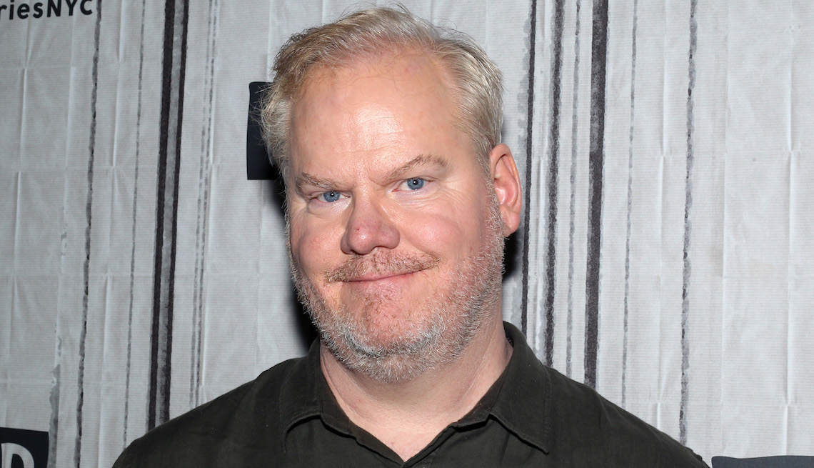 "Comedian/actor Jim Gaffigan attends the Build Series to discuss ""Being Frank"" at Build Studio on June 14, 2019 in New York City."