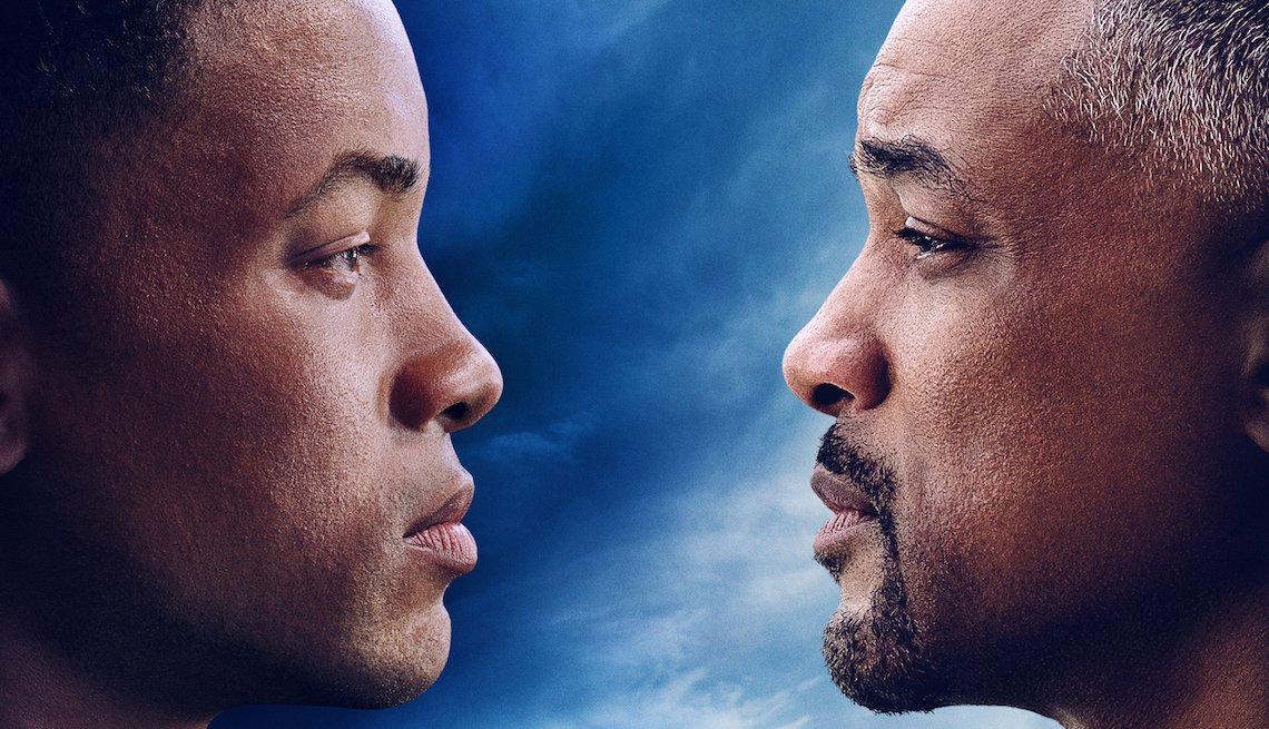 Will Smith stars in 'Gemini Man'