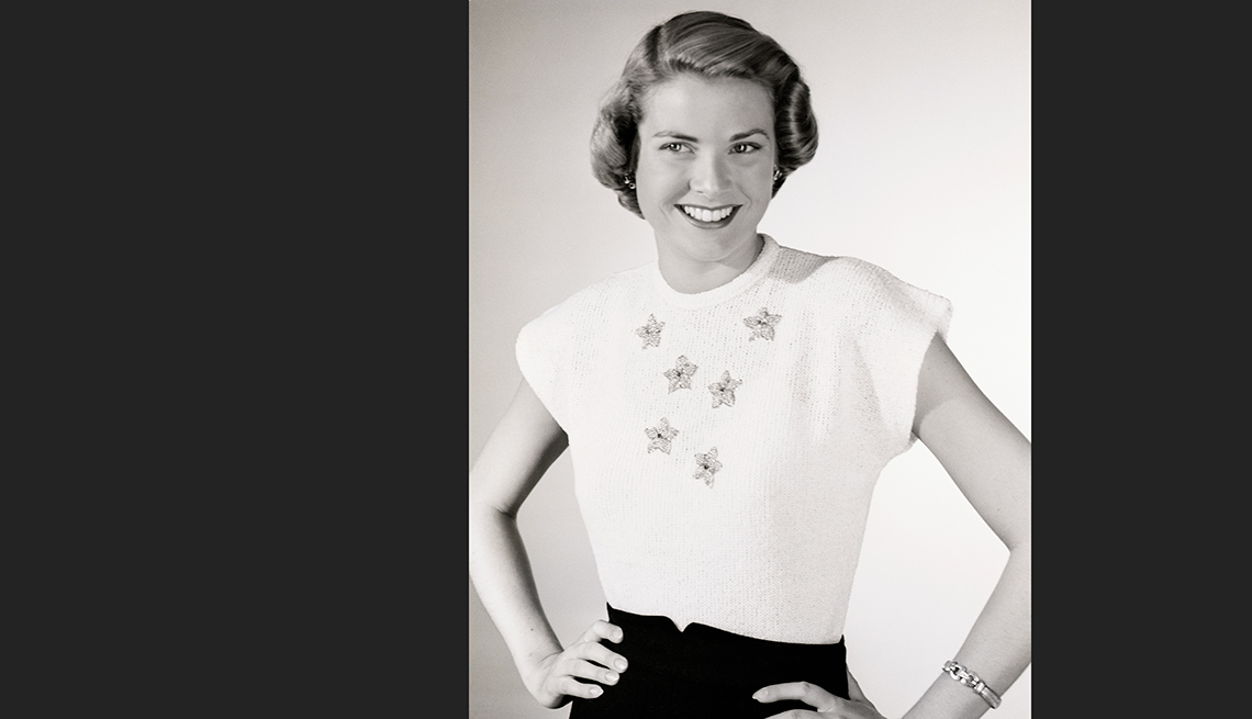item 2 of Gallery image - Grace Kelly, 1947