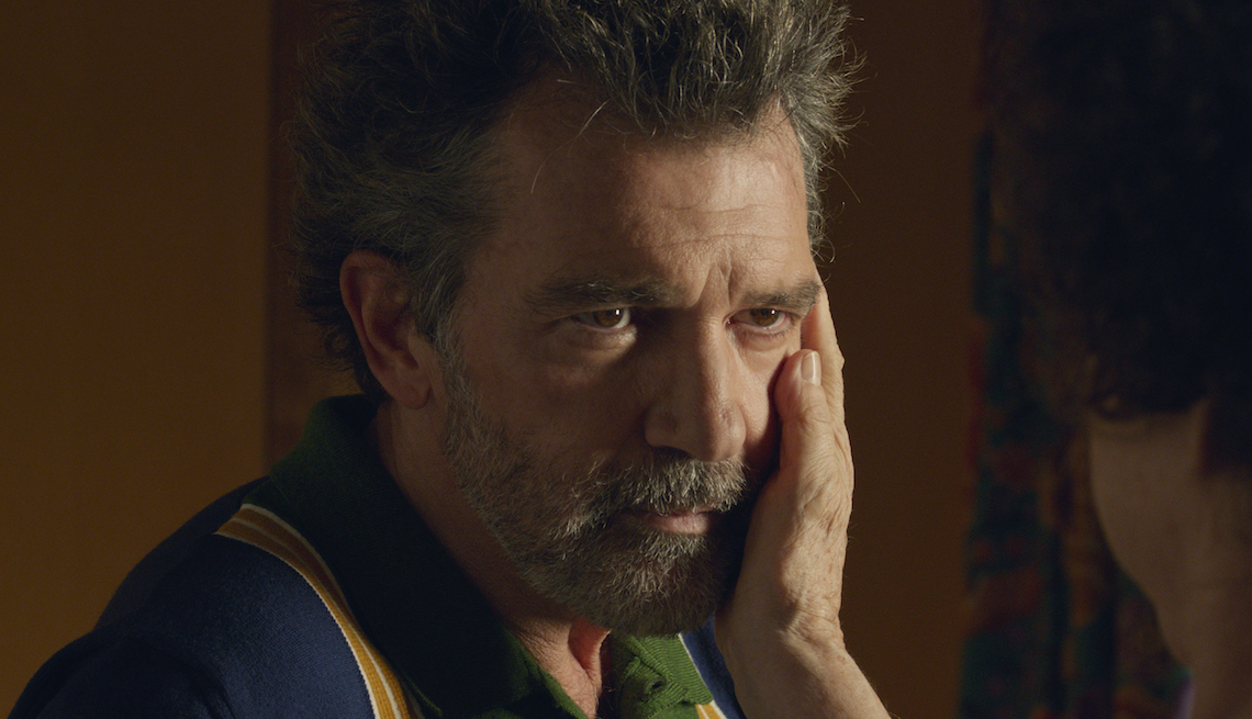 Antonio Banderas en una escena de la película 'Dolor y gloria'.