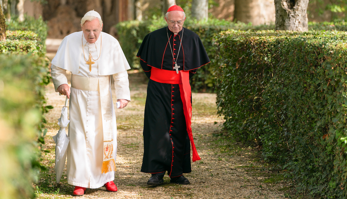 item 3 of Gallery image - The Two Popes