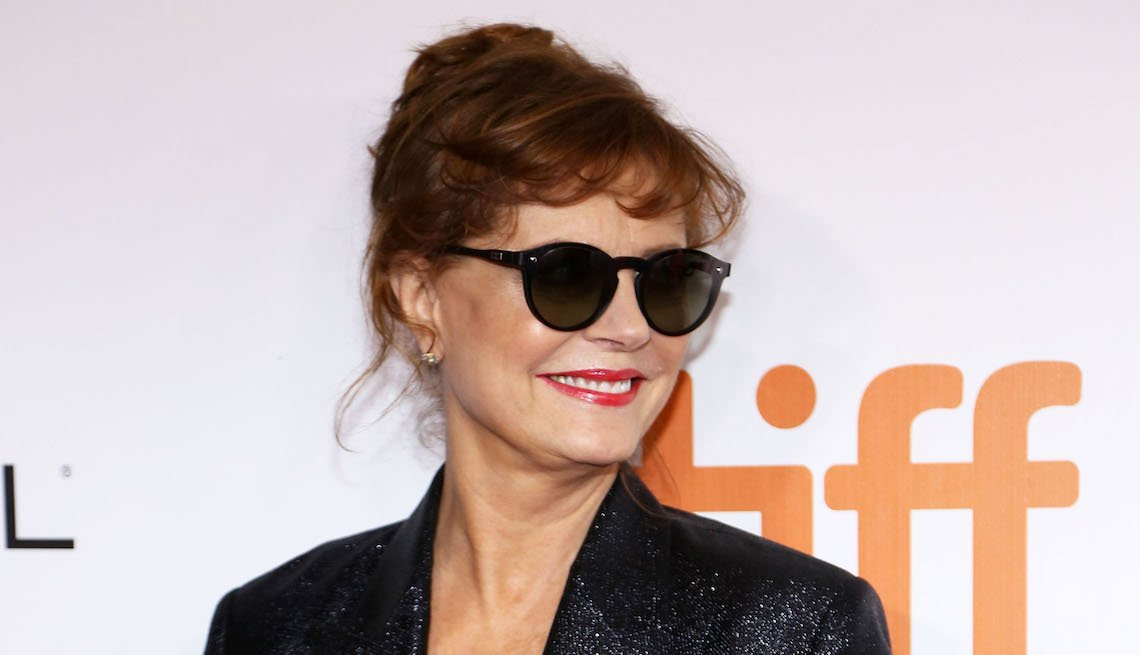 Susan Sarandon on September 5, 2019 in Toronto, Canada.