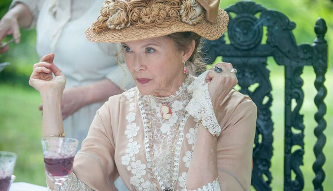 item 1 of Gallery image - Annette Bening in The Seagull