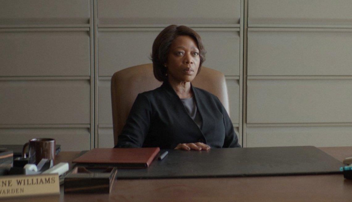 Alfre Woodard in 'Clemency'