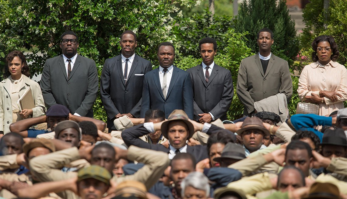 David Oyelowo as Martin Luther King, Jr (Credit: c Paramount Pictures/Entertainment Pictures)