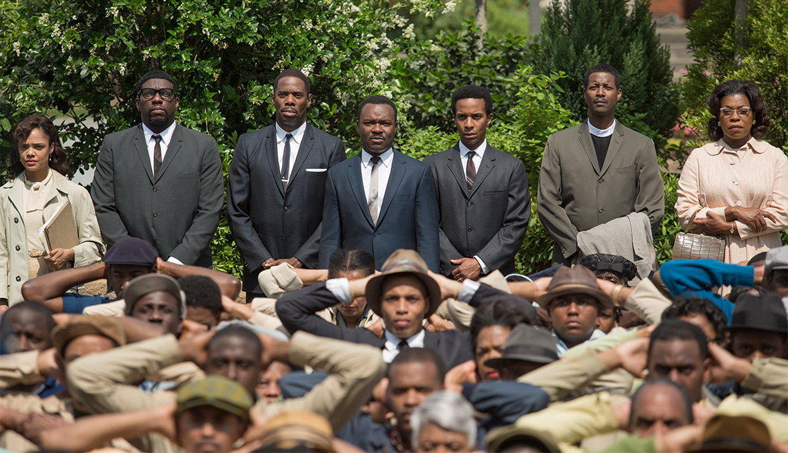 item 1 of Gallery image - David Oyelowo as Martin Luther King, Jr (Credit: c Paramount Pictures/Entertainment Pictures)