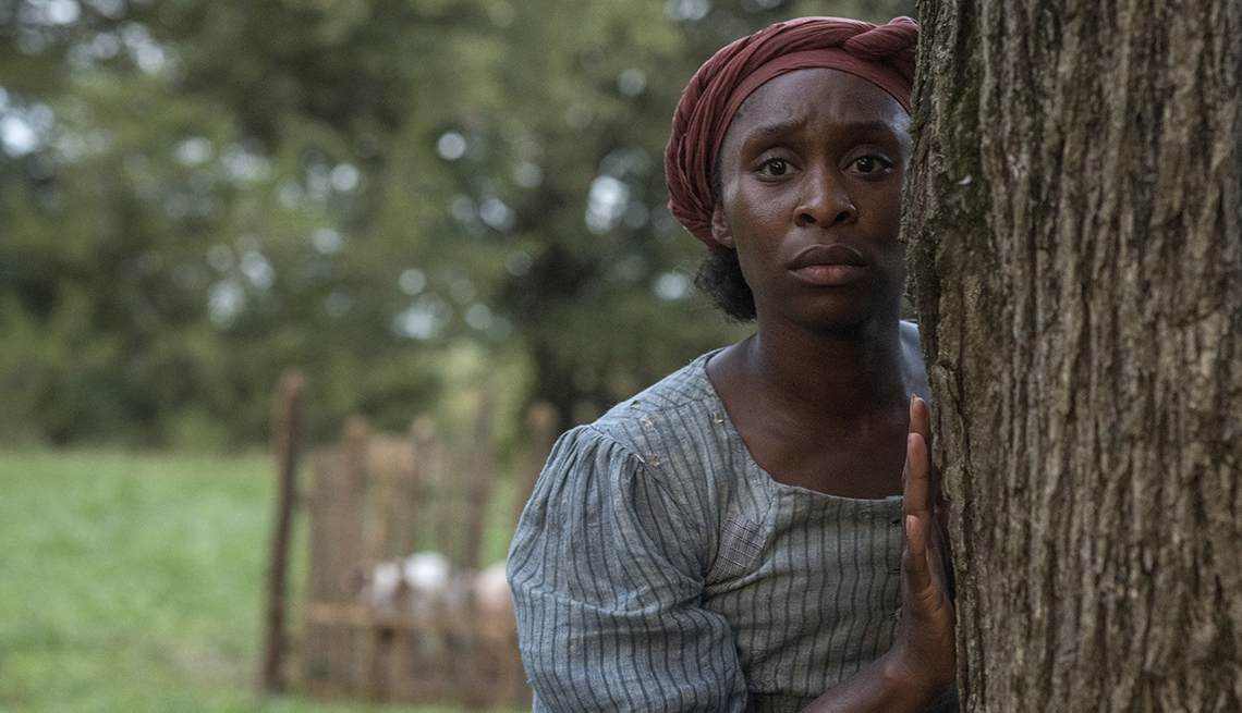 item 11 of Gallery image - Cynthia Erivo stars as Harriet Tubman in Harriet