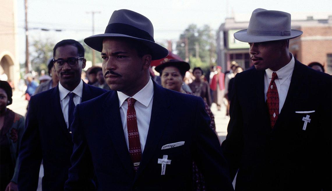 item 2 of Gallery image - Jeffrey Wright as MLK in Boycott