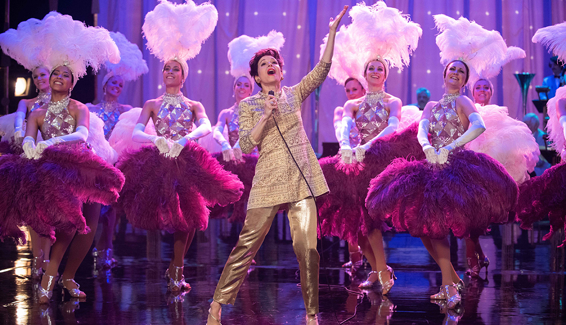 item 3 of Gallery image - Renee Zellweger performs in her role as Judy Garland in Judy