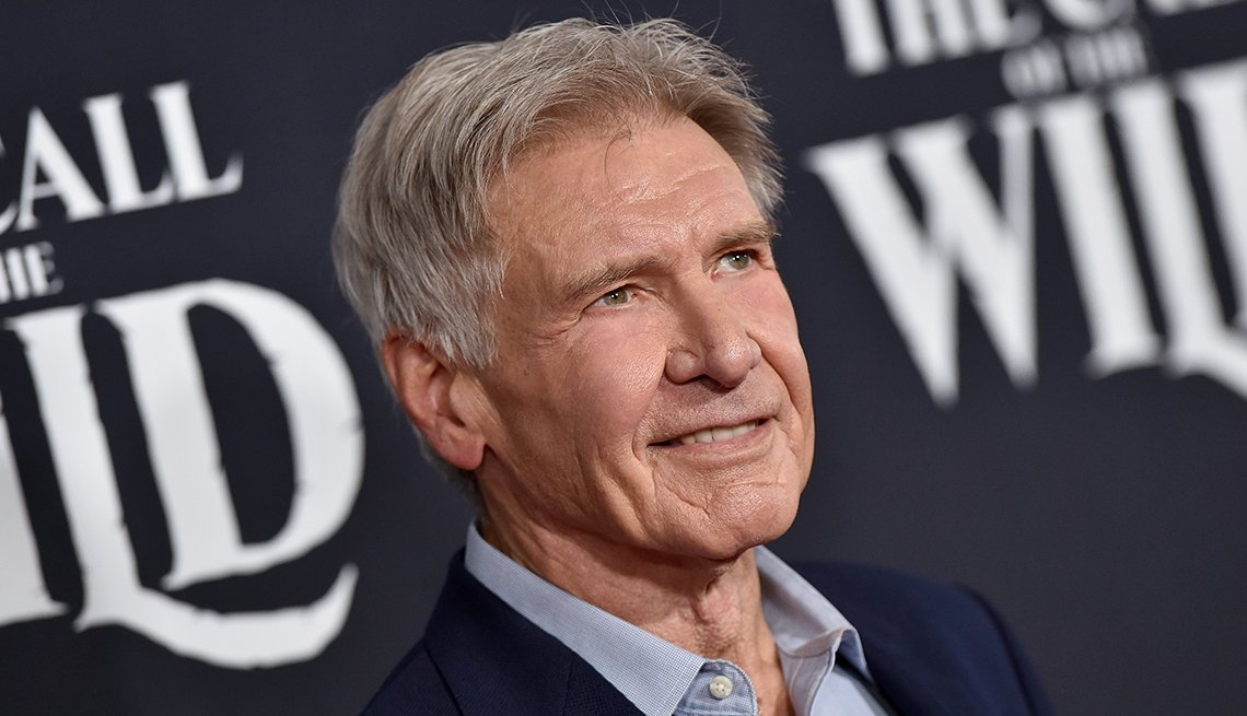 Harrison Ford attends the Premiere of 20th Century Studios The Call of the Wild at El Capitan Theatre on February 13 2020 in Los Angeles California
