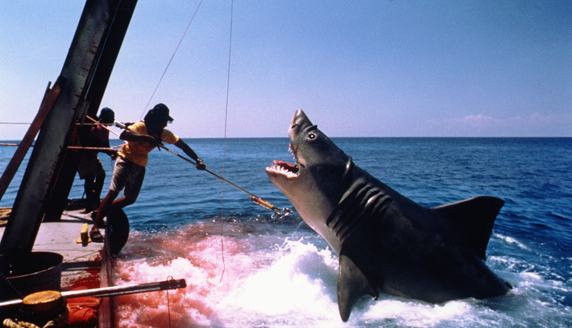 A behind the scenes look at Jaws