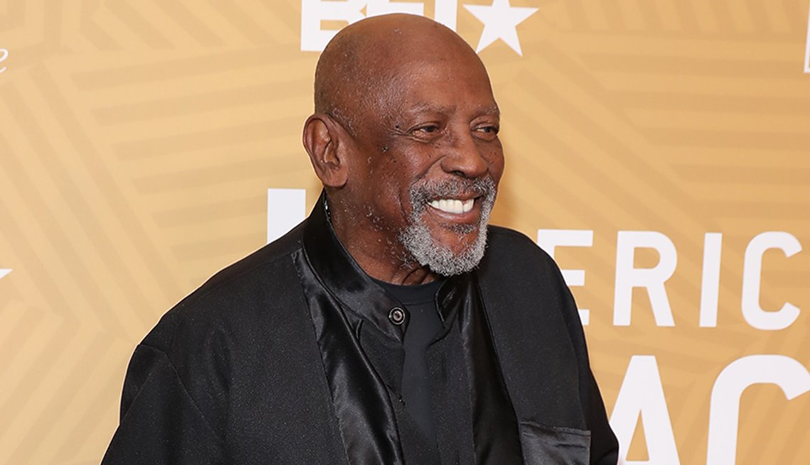 Louis Gossett Jr. at the American Black Film Festival Honors Awards
