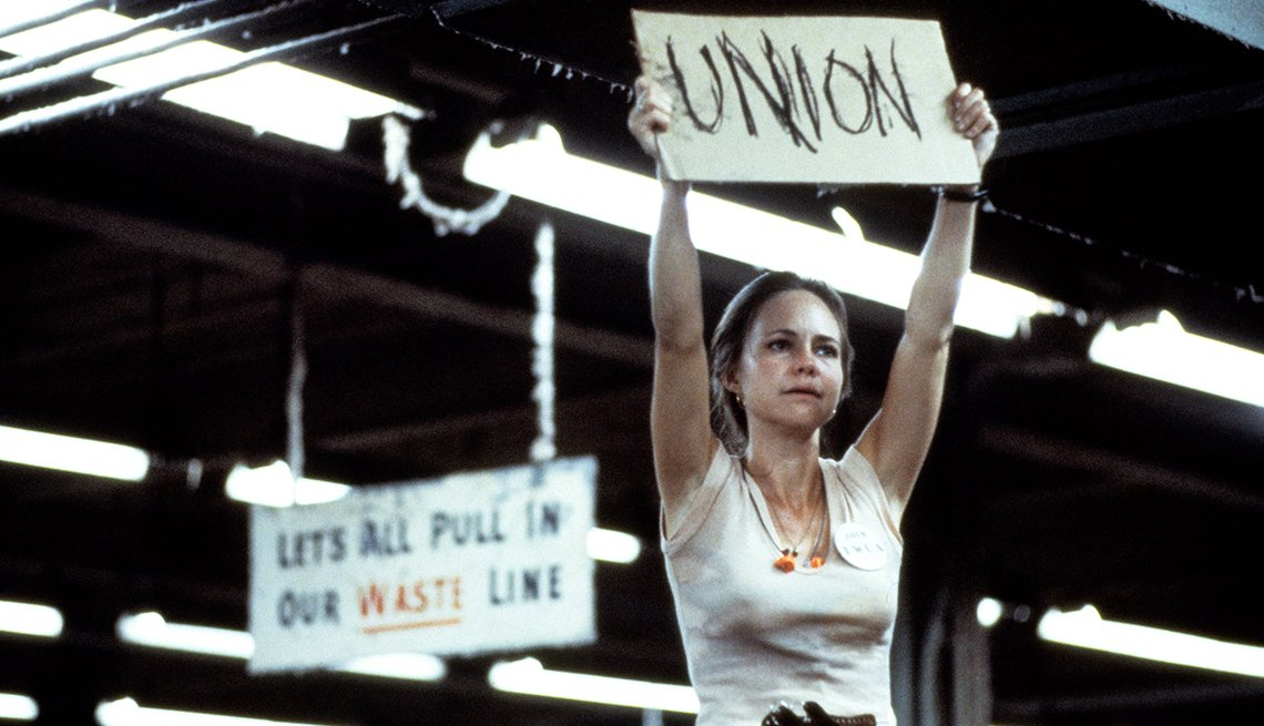 Sally Field en 'Norma Rae'