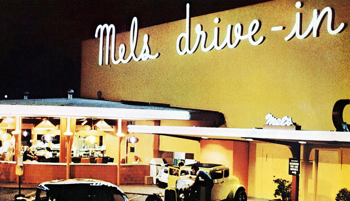 Mels Drive In from the film American Graffiti