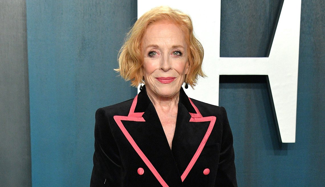 Holland Taylor attends the 2020 Vanity Fair Oscar party