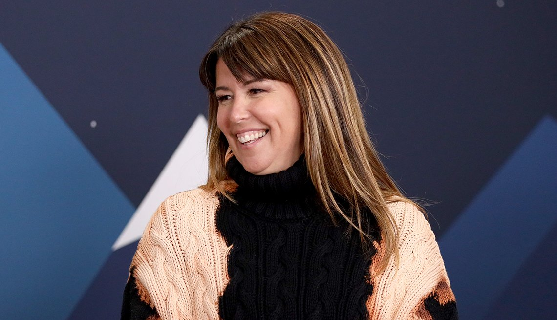 Director Patty Jenkins at The I M D b Studio at Acura Festival Village on location at The 2019 Sundance Film Festival