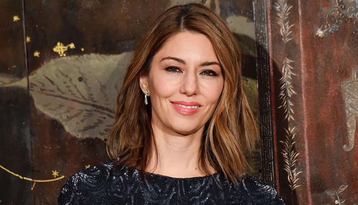 Sofia Coppola attends the photocall of the Chanel Metiers art show