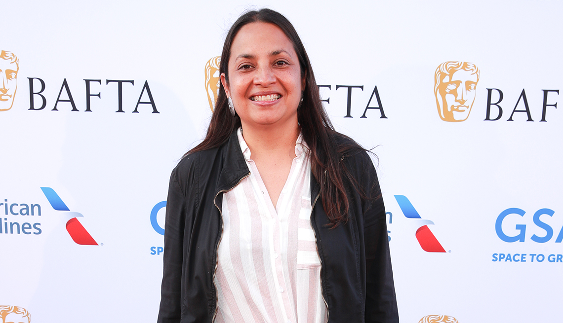 Director Aurora Guerrero attends the BAFTA Student Film Awards