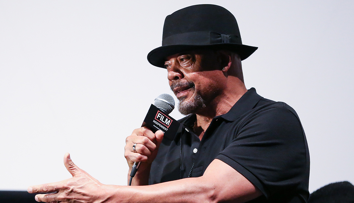 Director Carl Franklin